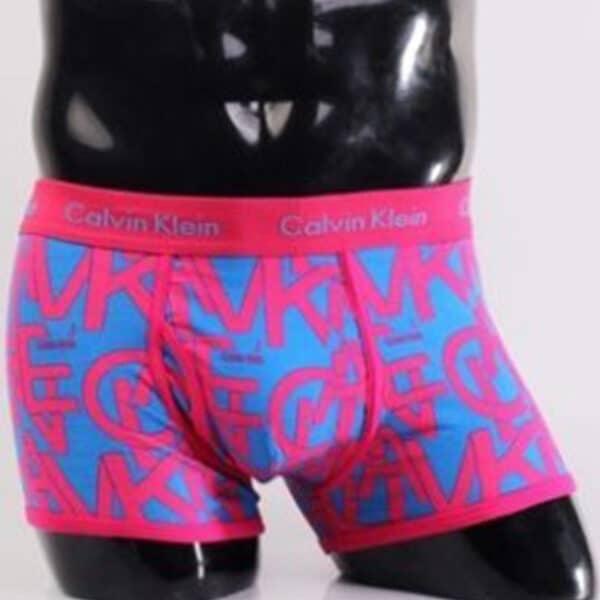 7e803a7b799d3 Купить мужские трусы Calvin Klein 365 розовые большие буквы